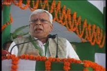 JDU leader Shivanand Tiwari praises Modi, attacks Nitish