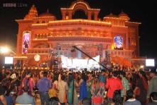 Dandiya Raas at Kingdom of Dreams evokes mixed response from people