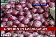 Damaged crops found in Nashik as onion prices continue to soar