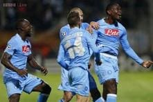 Group of death wide open as Napoli beat Marseille