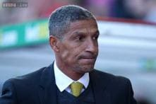 Police probe alleged racist abuse of Norwich manager Hughton