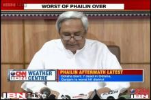 Cyclone Phailin: Govt doing best to complete the rehabilitation work, says Patnaik