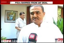 Can't accept MoD logic for barring PSUs from aircraft deal: Patel