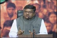 BJP hits back at Nitish, asks why he is soft on Congress