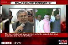Patna blasts: Terrorists targeted Narendra Modi, says Sushil Modi