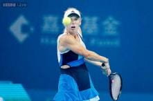 Wozniacki, Beck to play Luxembourg Open final