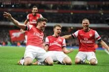 Entertaining tie on cards as Arsenal face Dortmund in group of death