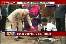 Prince Charles along with his wife Camilla to arrive in Delhi today
