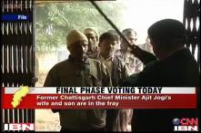 Chhattisgarh polls: 55 per cent polling till 3 PM