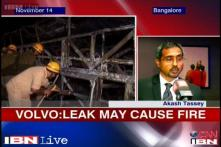 Bangalore bus accident: Design is safe, asserts Volvo