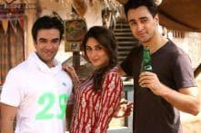 Wanted Saif and Imran for 'Gori Tere Pyaar Mein': Director