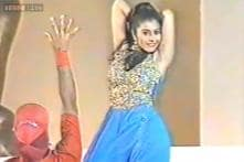 Rare! Watch SRK-Kajol's first stage performance at Filmfare awards