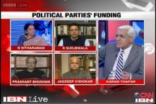 The Last Word: Is transparency in political parties' funding critical?