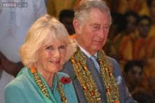 Snapshot: Prince Charles, Camilla Parker Bowles spotted in Rishikesh