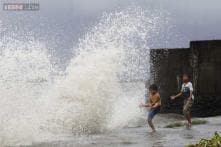 8 killed in floods after typhoon Haiyan hits China