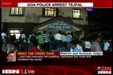 Goa Police arrests Tarun Tejpal after court denies bail