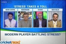 Is pressure taking a toll on international cricketers?