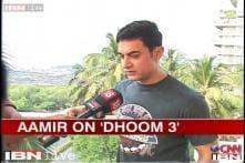 Watch: Aamir Khan on 'Dhoom 3'