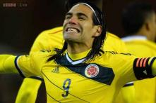 Real Madrid's coach Ancelotti plays down Falcao link