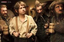 'Hobbit', 'Frozen' lead Box Office to record year