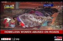 Delhi: Homeless women battle not just the cold, but also abuse