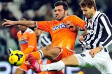 Juventus extend Serie A lead after Roma drop points
