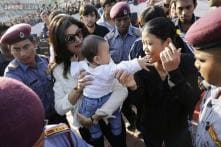 Awwww: Boxer Mary Kom's 7-month-old baby boy is incredibly cute!