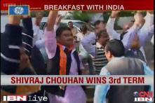 Madhya Pradesh: Hat-trick for Chouhan as BJP gets massive majority