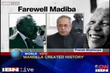 World mourns the death of South Africa's peacemaker Nelson Mandela