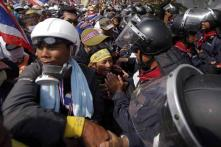Thai capital under state of emergency as protesters dig in