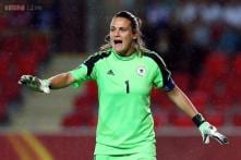 Germany's Angerer voted FIFA women's player of the year