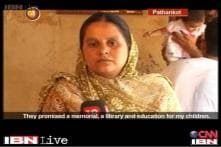 CJ Show: Wife of a martyred soldier fights for her rights