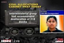 Cabinet meets to decide on de-allocation of coal blocks