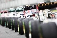 Pirelli bring winter tyres to first F1 test