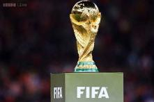 Sony Six to telecast 2014 FIFA World Cup, U-17 WC