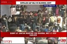 AAP government under fire as Binny, BJP protest, target Somnath Bharti