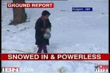 At minus 10 degrees, J&K village cut off from the state