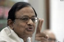 Markets need not worry about Fed taper, Government vigilant: Chidambaram