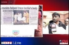 Techie death case: Family meets Shinde, seeks justice