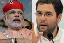 Rahul under fire over his remark on 1984 riots, Modi's role in 2002