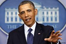 Obama tells Merkel, Germans he will not wiretap