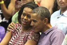Mr President, the family man: The Obamas holiday in Hawaii