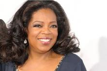 Oprah Winfrey to co-produce a film on Martin Luther King