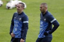 Ribery and Benzema discharged in sex trial