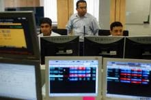 Sensex falls nearly 202 points to end at 21,063.62