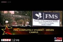 Shining business schools of India: Faculty of management studies