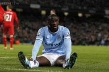 Yaya Toure shortlisted for African Footballer of the Year title