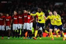 Sunderland beat Manchester United on penalties in League Cup