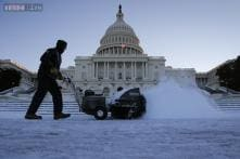 US: Bitter cold lingers as northeast digs out from snow