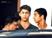 Shah Rukh Khan proud of his eldest son Aryan